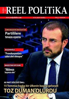 Reel Politika Dergisi 8. Sayı