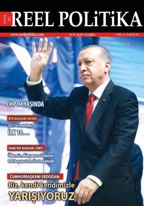 Reel Politika dergisi 11. Sayı