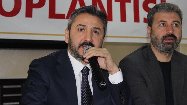 """Ahmet Aydın """"Referandum 16 Nisan tarihini geçmeyecek gibi gözüküyor"""""""