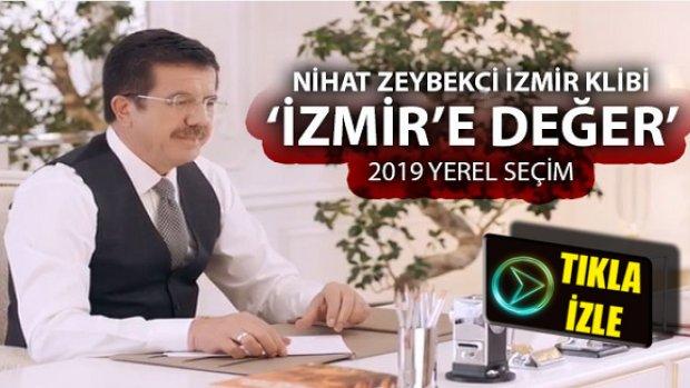 Zeybekci'nin seçim klibi Dünya gündeminde