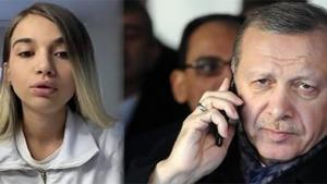Cumhurbaşkanı Erdoğan, Leyla ile görüştü!